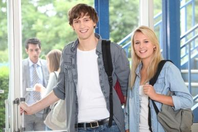 Jak sbalit holku ve škole